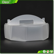 Custom Clear Plastic Boxes Cupcake Container Pvc Wedding Cake Boxes