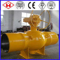 Trade Assurance Supplier Wcb A105 Double Union Ball Valve