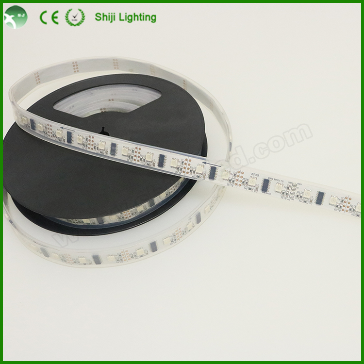 Manufactory CE RoHs programmable 5050 <strong>rgb</strong> 8806 led strip light
