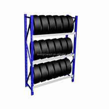 China Manufacturer Adjustable Warehouse Storage The Tire Rack