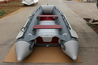 8 person inflatable fishing boats catamaran fishing canoe ASD-320 for sale!!!