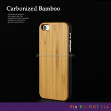 durable wood pear wooden cell phone covers for iphone,blank phone case for iphone