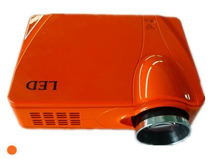 low cost hd projector home theater hdmi 1080p built in tv tuner, work with pc, laptop, wii, ps3 and etc