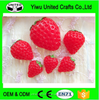wholesale artificial fruit plastic strawberry artfificial fake strawberry for christmas decorations