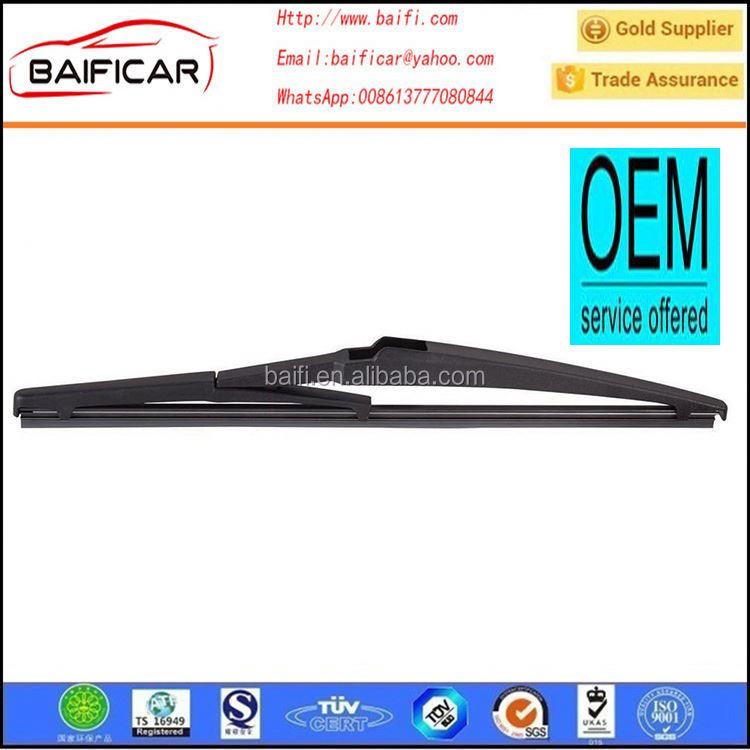 Nature Rubber Refill Best Rain Wiper Blades And Wiper Arm Rear