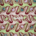 Item No.067352 Factory price direct custom latest design mauritania super wax print fabric