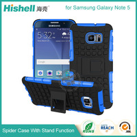 New model of Phone Case for Samsung Note5, The PC Back Cover Case for Samsung Note5