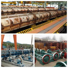 Lowest price concrete pipe mould with fast delivery