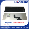100% Working and NEW Layout SP Spanish Laptop Keyboard for Acer 5810 5810T