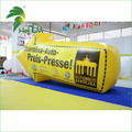 Advertising Helium Inflatable Arrow Mark , Inflatable Arrow Model Balloon