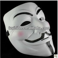 V for Vendetta Mask Anonymous Guy Fawkes Mask