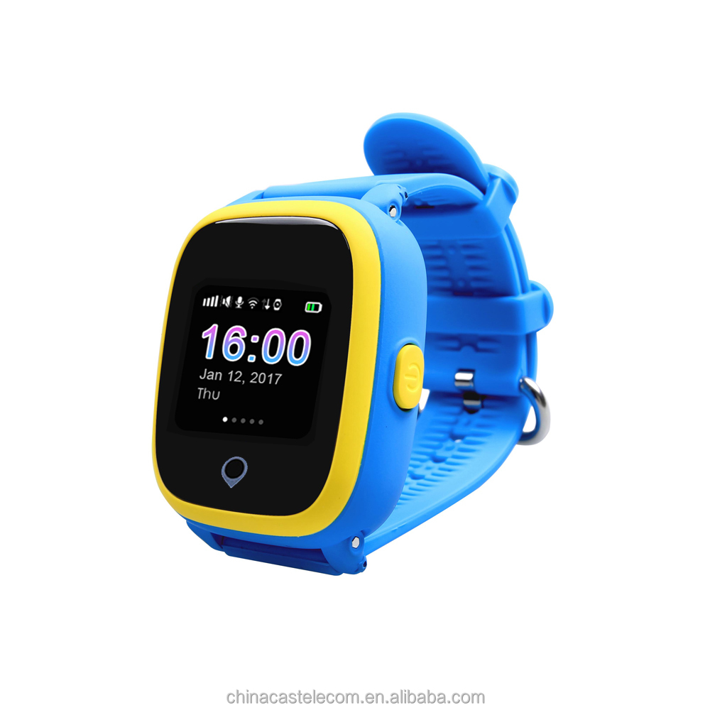 Hot Sale High Quality Emergency Kids GPS Watch Safety SOS Alarm Tracker
