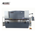 ACCURL new product sheet metal manual folding machines; steel bender with optional configuration