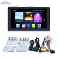 2 DIN Car Audio Stereo Android Mirror Link 7 Inch FM Radio GPS Navigation 7 Inch 7088D Android Mirror Link Bluetooth Wifi