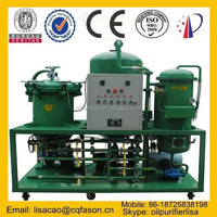 95% output energy saving decolorization oil recycling systems