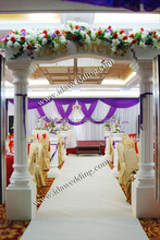 curtain for restaurant/hotel wedding curtain/ party events rental