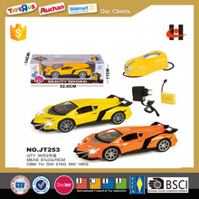 1:18 scale 2.4G light remote control car toys