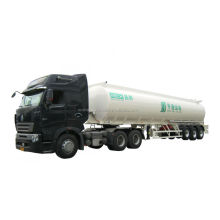 3 axle edible oil/food tank semi trailer truck