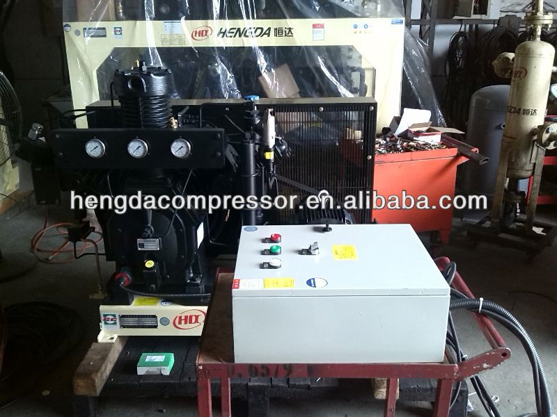 17CFM 4988PSI Hengda high pressure scrap used fridge compressors