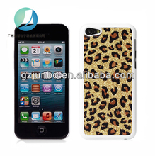 new design printing painted cell phone case for iPhone 5c in stock