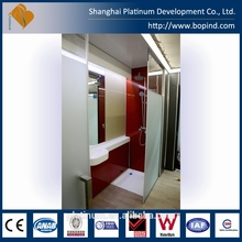 prefabricated container house with accessories
