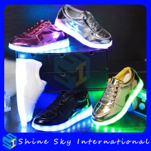 Factory original flash led light shoe,led light shoe super bright led strip flash led light shoe
