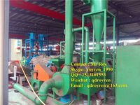 High Efficiency Waste tire recycling rubber powder line scrap tire system