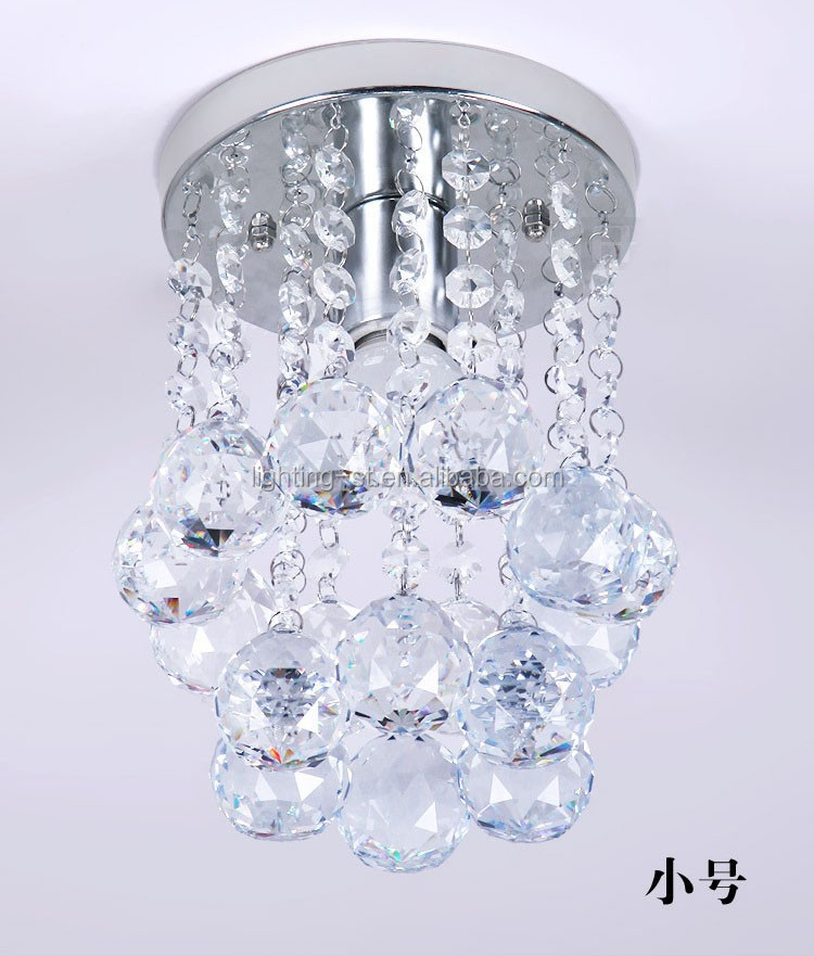New Modern K9 Crystal Pendant Lamp Chandelier Lighting Ceiling Fixtures light