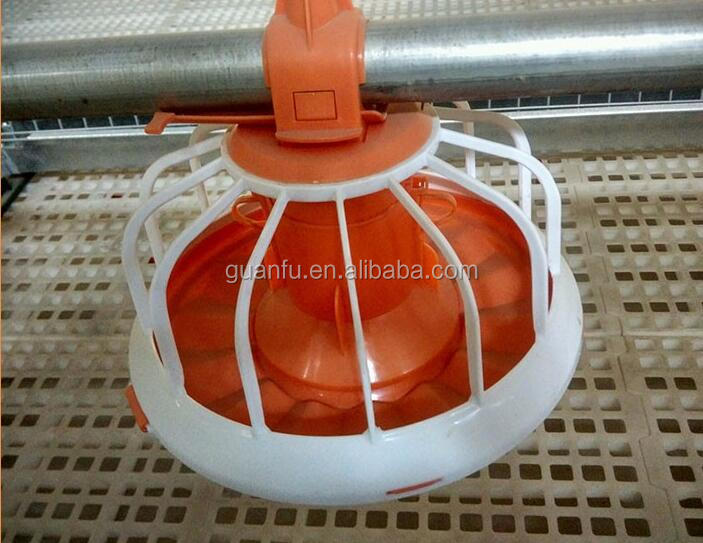 plastic poultry feeding tray for chicken