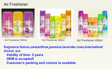 factory wholesale Air freshener,lemon air freshener,air freshener spray