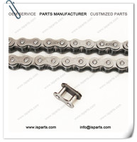Motorcycle standard 1524mm length 420 roller chains