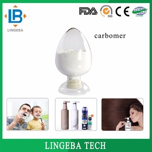 New Type Top Sale Organic Cosmetic Materials Carbomer / Carbopol 940 Cas No76050-42-5