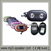 MPS-255 Mini keychain outdoor bag speaker