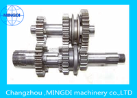 MINGDI brand Gear Shaft Assembly Surface hardening HRC40-50