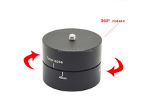 Gopros accessories 360 Degrees 60min Panning Rotating Time Lapse Stabilizer Tripod for GoPros/ Xiaoyi cameras GP289A