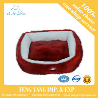 Wholesale luxury outdoor dog bed with different sizes