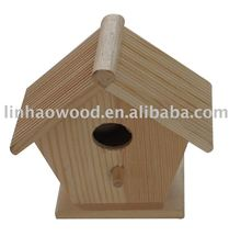 wooden bird house factory supply
