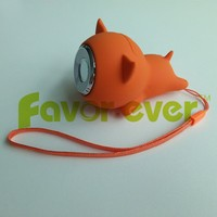 Professional mini portable pig rcf speaker for promotion gift
