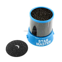 Romantic Master Star Sky Universal Night Light Kid Dreamlike Projector Christmas Gift Present musical star light projector