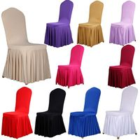 Custom hotel chair cover wholesale cheap chair covers