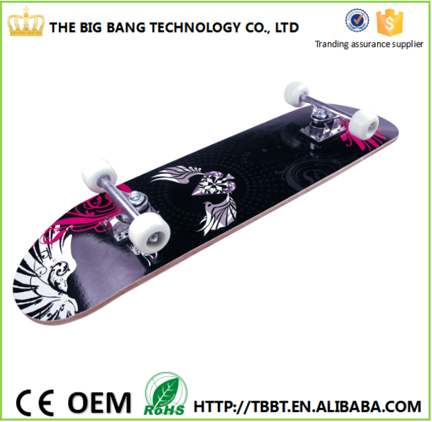 Professional high quality maple Wooden custom Fingerboard white bearing wheels compete finger skateboard Fast shipping