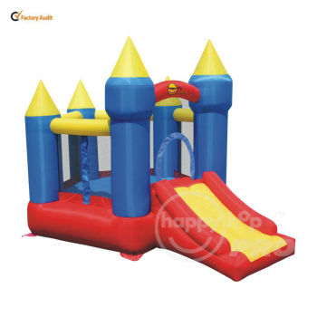 Castle Bouncer-9018 Super Castle Bouncer with Slide I