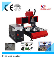 HD-3036 Mini Advertising CNC Router machine for stone,acrylic,wood,metal,aluminum,etc