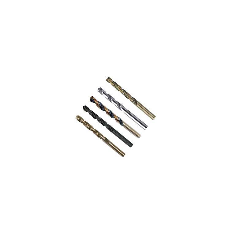 Alibaba high quality fully ground bright finished 0.1-100mm twist drill bit with nice price