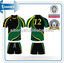 SUBSC-232 cheap sublimation rugby jersey