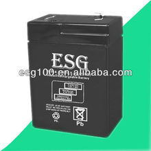 6V4.5AH Batteries for electric toys
