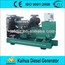 150KW VOLVO electricity generators for camping