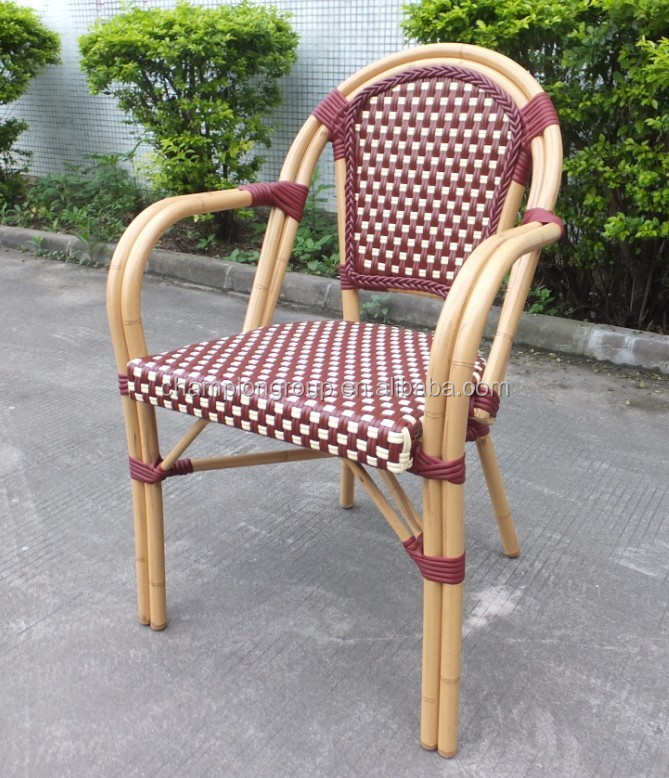 plastic bamboo outdoor furniture