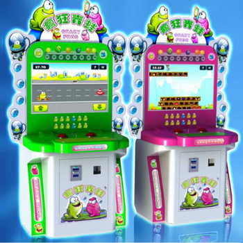 Elong coin operated game machine, arcade redemption games, electric amusement game machine