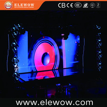 Night club/bar/dj rental indoor led advertising screen